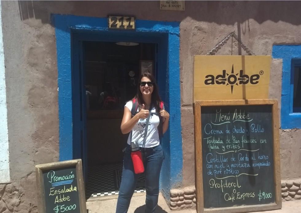 Restaurante Adobe