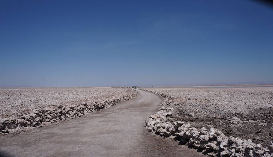 Salar del Atacama