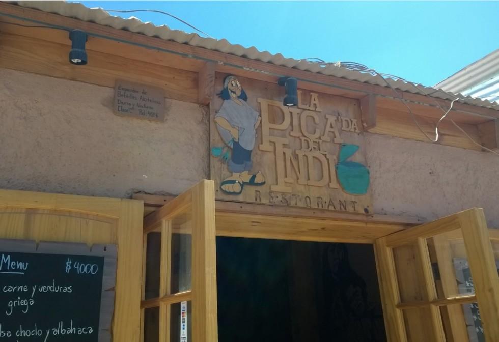 Restaurante La picada del indio