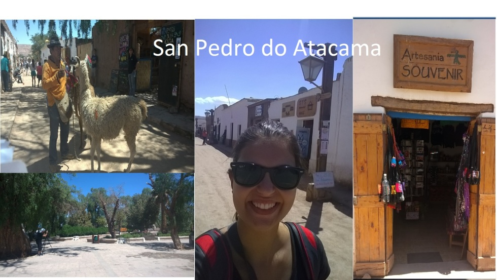 Imagens da Cidade de San Pedro do Atacama