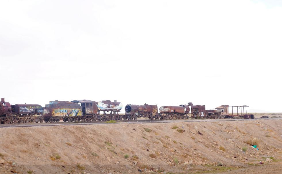 cemiterio de trens
