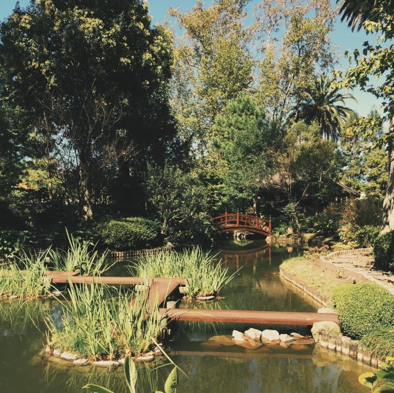 Jardin Japones - Montevideo